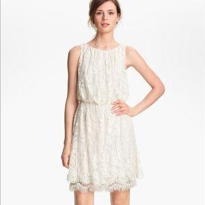 Alice and Olivia szS Denise lace blouson dress